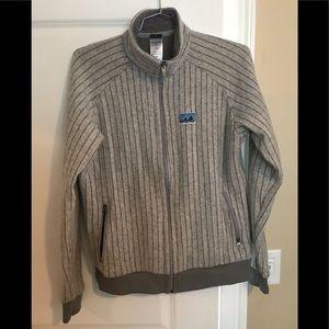 Patagonia wool blend jacket